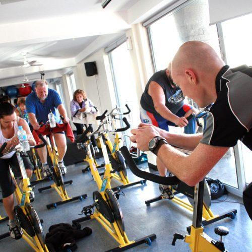 Prøv et treningsstudio i løpet av høsten
